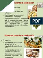 2. Protocolo Durante La Celebracion