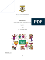 Program Transisi Tahun 1 2017