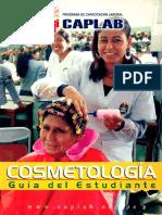 Cosmetologia - Guia Del Estudiante