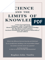 Science and the Limits of Knowledge (EPUB)