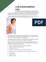 Tratamiento Para Ulcera Gastrica y Duodenal -H.pilory