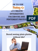 How to Use Picmonkey to Create Interesting Facebook and Pinterest Photos