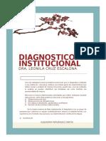 Tarea 4 Diagnóstico Institucional