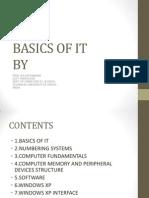 Basics of IT