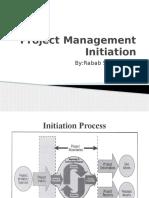 Project Management Initiation & Scope Mnagement