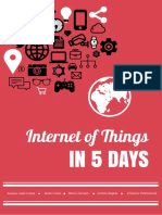 IoT in Five Days - V1.1 20160627