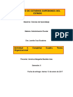 Actividad 2.Cuadro.teoría Organizacional Verónica m. Bautista Islas