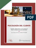 Psicologia Del Cliente