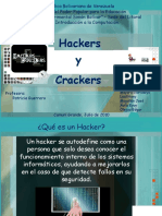 Hacker y Cracker