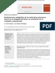 Atelectasia manifestacioines radiologicas
