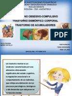 Diapositivas Trastorno Dsmv Exposicion Tania