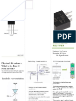 [BROCHURE ] - The Silicon Controlled Rectifier