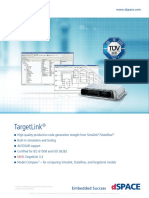 TargetLink_3.3 - Model description
