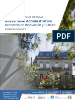 Bases Concurso Ministerior Cultura e Innovacion Santa Fe