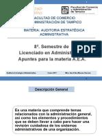 Auditoria Administrativa 1-4 2017-1