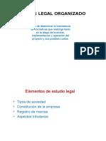 Análisis Legal Organizado