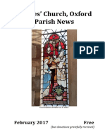 Feb 2017 St Giles Parish News