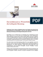 Ein kollaboratives Weiterbildungstool