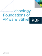 The Technology Foundations of VMware® vShield