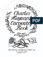 Charles Haywards Carpentry Book 1923