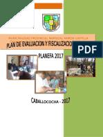 PLANEFA 2017