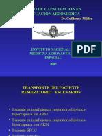 04 - Transporte Pacientes Respiratorios-Dr. Müller
