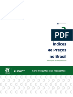 Índices de Preços No Brasil