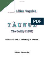 [A5] E. Voynich - TĂUNUL [V1.0].doc