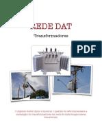 Rede DAT-Instalação de Transformadores e Estruturas Especiais para Transformadores