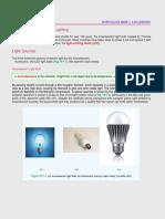 1. LED Lighting