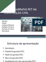 Completo Uso de Garrafas Pet Na Construção Civil