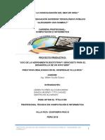 Perfil de Proyecto Computación e informática