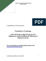 Turbulence Training 4-Week BWW