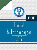 FEBRASGO - Manual de Anticoncepcao 2015.pdf