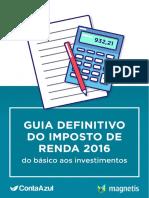 Guia Imposto Renda Investimentos 2016 v2