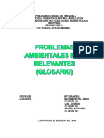 Glosario de gestion y proteccion ambiental