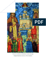 Pictura Murală de La Mănăstirea Curtea de Argeș