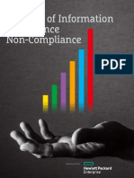 HPE the Cost of Information Governance