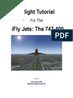 IFly 744 Tutorial