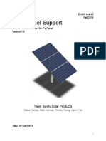 solarpanelsupportreport