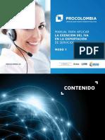 Manual Para Aplicar Al Beneficio de Exportacion Web