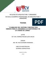 TESINA JC