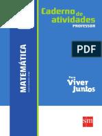 Caderno Atividades Matematica 6anolp