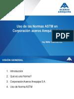 Presentacion Walter Gamonal Ruiz
