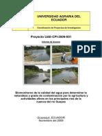 UAE Biomonitoreo Informe 2 Dic 2009 (1)