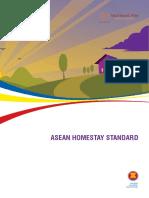 ASEAN Homestay Standard
