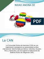 Can- Comunidad Andina de Naciones
