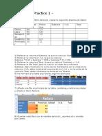 Practicas de Excel Bachillerato 1- Copia