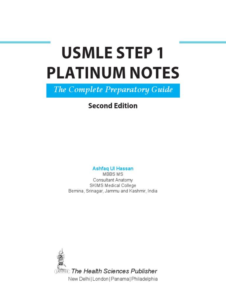 crush usmle step 1 pdf download