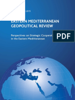 Eastern Mediterranean Geopolitical Review 2015